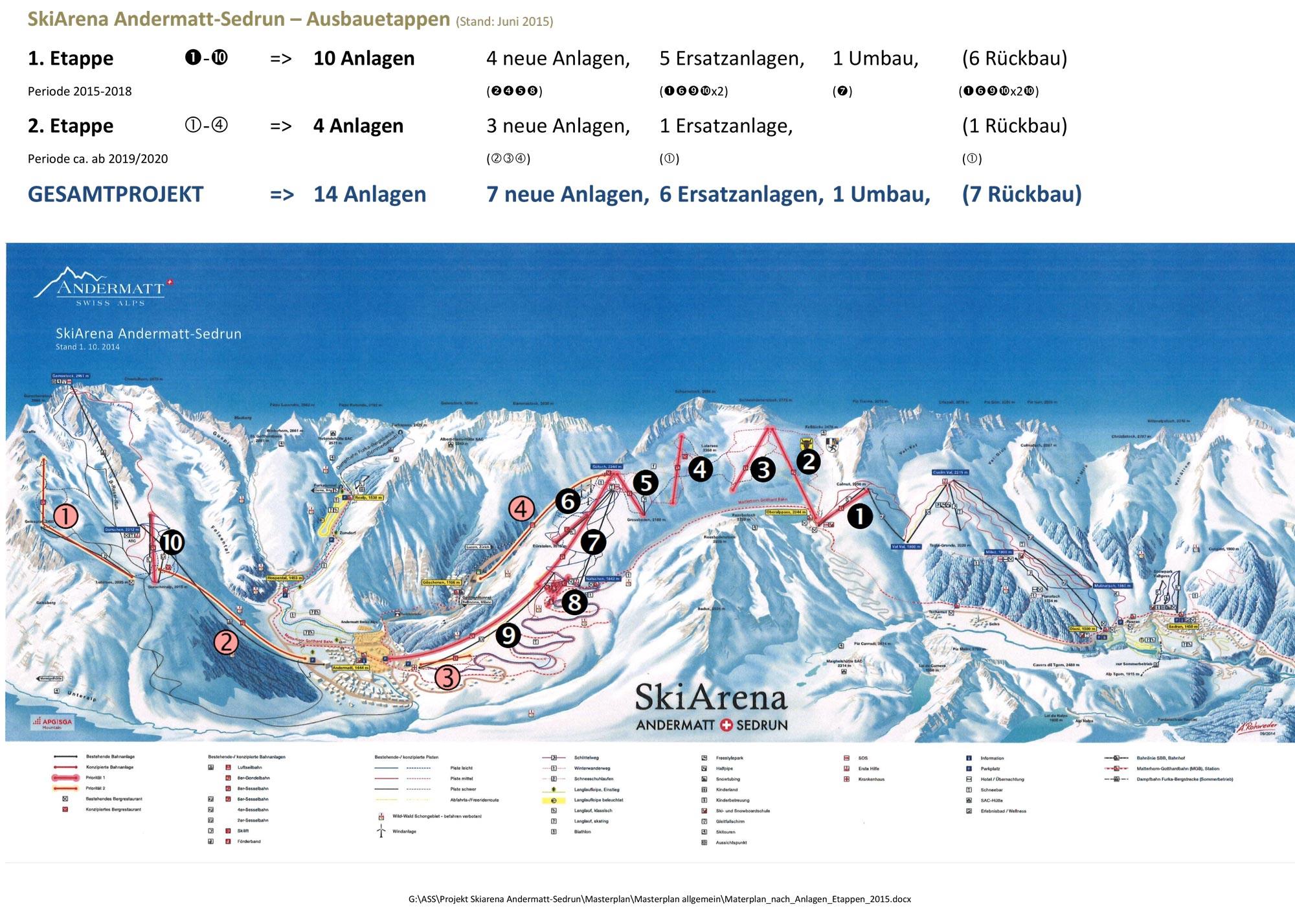 Lodge SAX Andermatt Ski Area